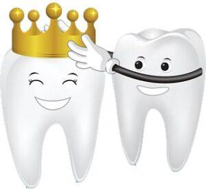 Crowns Primary Teeth pediatric dentist Brooklyn NY